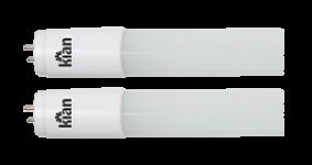 LÁMPARAS Led Tube Glass
